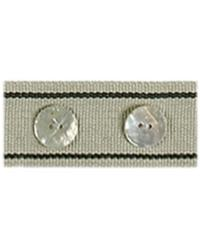 1 3/8in Button Tape 7250-118 by  Duralee Trim