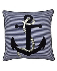 Anchor Pillow by