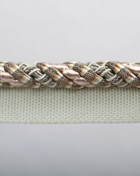 Blossom Willow Metallic Lip Cord by  Europatex Trimmings