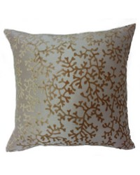 Coral Pillow Light Gold by
