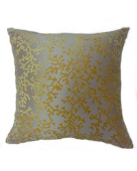 Coral Pillow Yellow by
