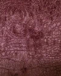 Crocodile Rose Velvet by
