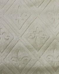 Beige Fleur de Lis Fabric  Elegance B Fleur de lis Offwhite