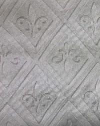 Silver Fleur de Lis Fabric  Elegance B Fleur de lis Silver
