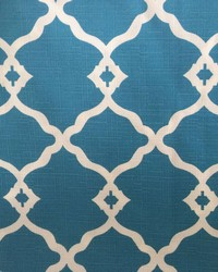 Fretwork Onyx Blue by