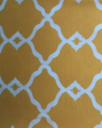 Fretwork Onyx Yellow by
