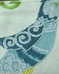 Bird Fabric  Ingrid Coastal