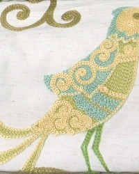 Bird Fabric  Ingrid Field
