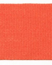 Orange Le Lin Trim Europatex Le Lin 2in Tape Dark Coral