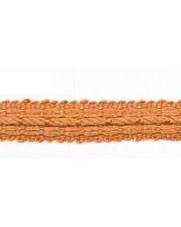 Orange Le Lin Trim Europatex Le Lin Braid Saffron