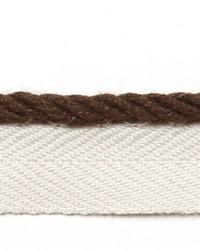 Brown Le Lin Trim Europatex Le Lin Micro Cord Brown