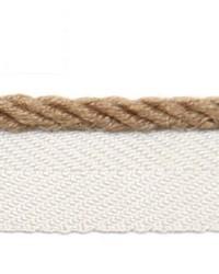 Le Lin Micro Cord Mocha by