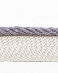 Grey Le Lin Trim Europatex Le Lin Micro Cord Tranquility