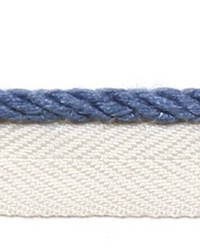 Blue Le Lin Trim Europatex Le Lin Micro Cord Twighlight