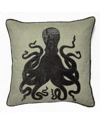 Octopus Pillow by