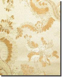 Beige Medium Print Floral Fabric  110860 3