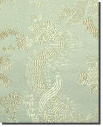 Green Medium Print Floral Fabric  110860 9