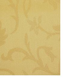 Orange Small Print Floral Fabric  112700 Antique