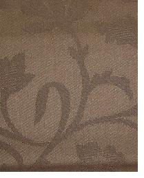 Brown Small Print Floral Fabric  112700 Coffee