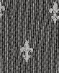 Beige Fleur de Lis Fabric  115656 IVORY