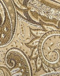 Classic Paisley Fabric  115800 Almond