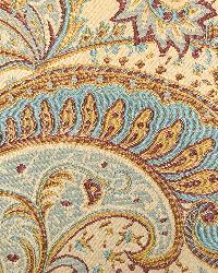 Classic Paisley Fabric  115800 Multi