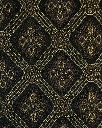 Beige Floral Diamond Fabric  115880 Black