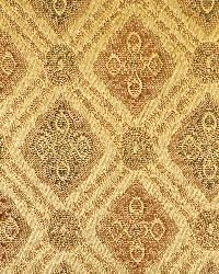 Floral Diamond Fabric  115880 Sienna