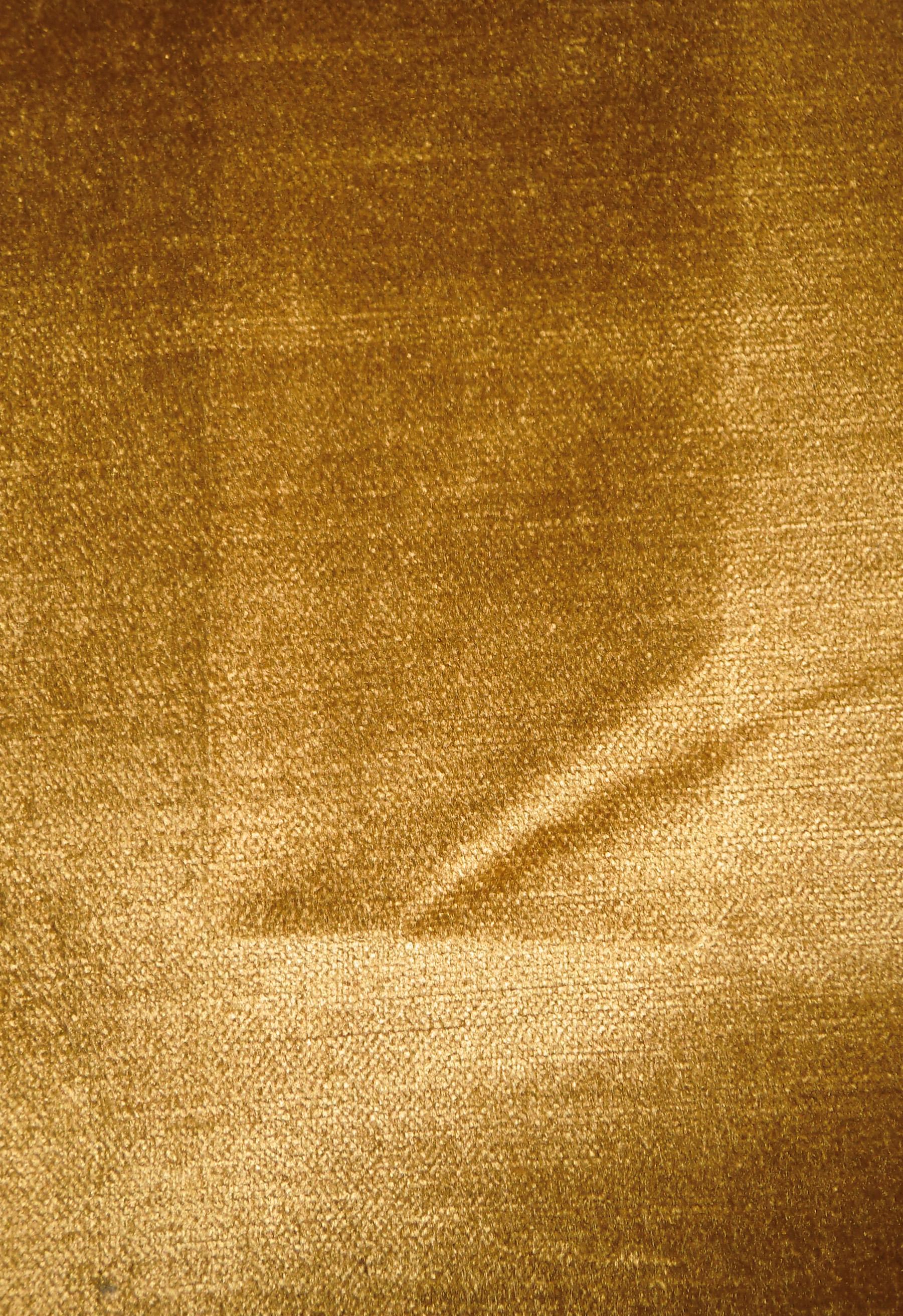 116800 Aztec Gold Velvet Fabricade