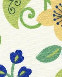 Multi Modern Floral Designs Fabric  118620 Summer
