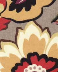 Modern Floral Designs Fabric  118630 Cassis