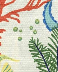 Multi Marine Life Fabric  118660 Atlantis
