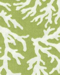 Green Marine Life Fabric  118680 Apple