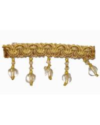 Fabricade Trim Fabricade Trim 202100 Nugget - Braid with Acrylic Beads