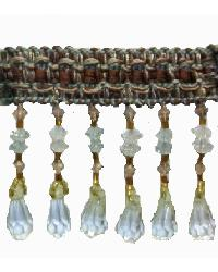 202125 Aspen - Braid with Acrylic Beads by