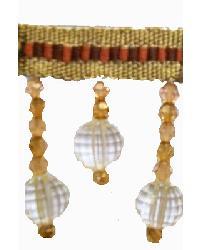 Fabricade Trim Fabricade Trim 202145 Canyon - Braid with Acrylic Beads