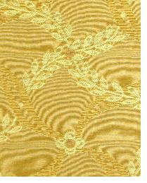 Yellow Floral Diamond Fabric  Souvenir Toffee