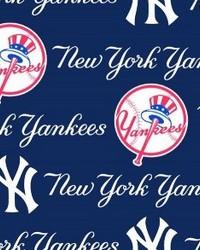 New York Yankees Fleece by