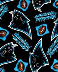 Carolina Panthers Fleece by