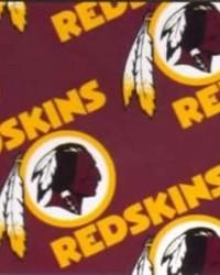 Washington Redskins Fleece by