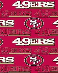 San Francisco 49ers Fleece by