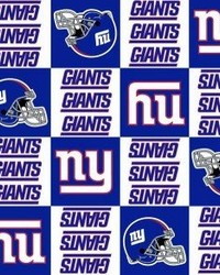 New York Giants Block Fleece by