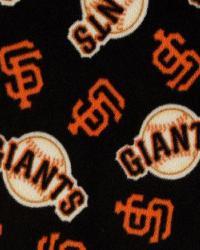 San Francisco Giants Fleece by