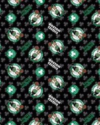 Boston Celtics Cotton by