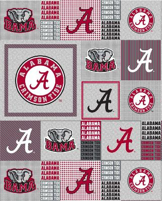 Foust Textiles Inc Alabama Crimson Tide Back to School Fleece  Search Results