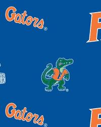 College Fleece Fabric  Florida Gators Fleece