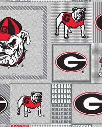 Georgia Bulldogs Back to School Fleece by