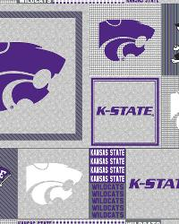 Kansas State Wildcats Back to School Fleece by