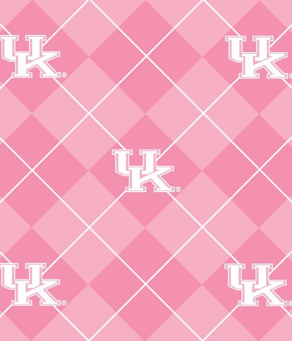 Foust Textiles Inc Fabrics Pink Kentucky Wildcats Argyle Fleece Search Results