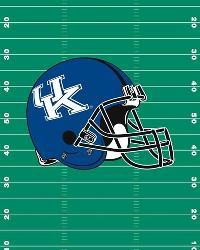 Kentucky Wildcats Field Fleece Panel by